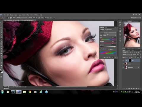 Two Easy Ways to Change Eye Color in Photoshop