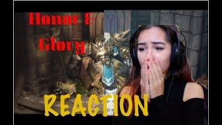 """Honor and Glory"" Animated Short Film REACTION"