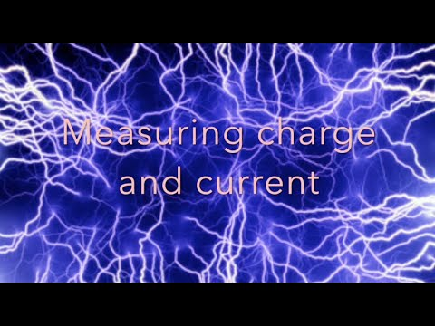 Electrical charge and current explained: from fizzics.org