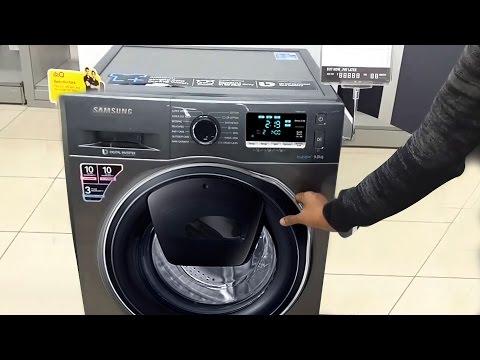 samsung front load washing machine demo | front load  washing machine demo | front load washer