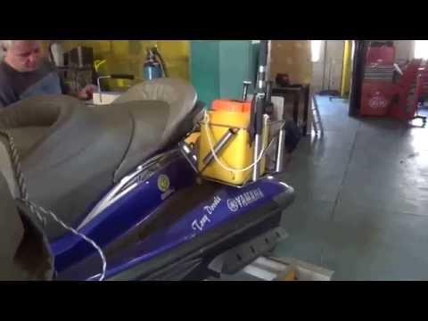 Jet Ski - Team Building  tony dovale