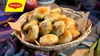 Moroccan Tfaya Couscous : MAGGI Recipes - كسكس مغربي بالتفاية : وصفات ماجي