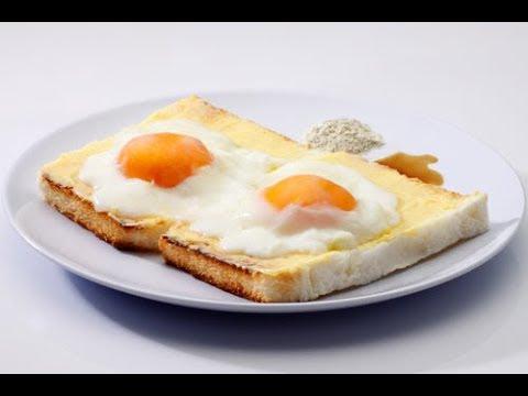 Half Fry Egg || Easy to make