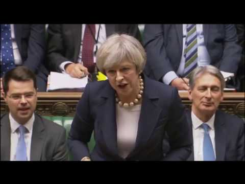 UK Prime Minister on Refugee Convention and U.S. Travel Ban