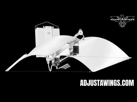 Adjust-a-Wings Double Ended - jak zamontować lampę