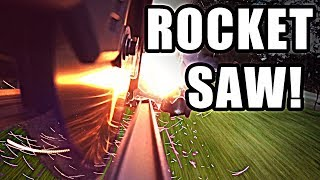 We made a Rocket Saw - Smarter Every Day 210