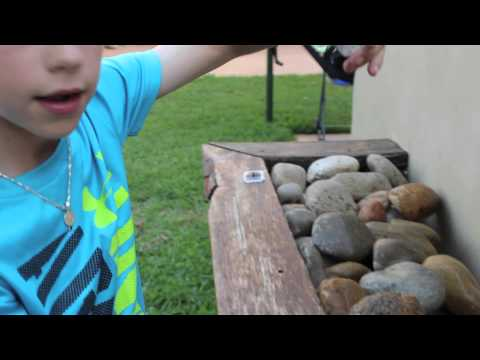 How to change the backdoor on GoPro Hero 3