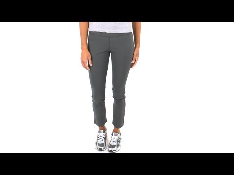 Columbia Women's Back Beauty Skinny Leg Running Pant | SwimOutlet.com