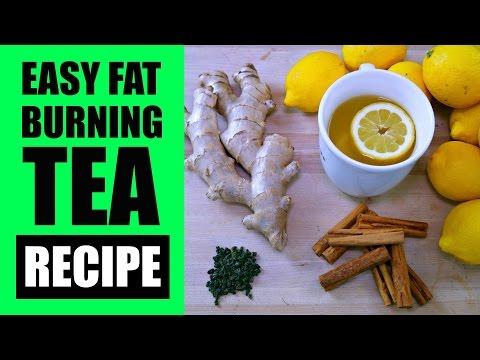 🔴 LIVE: 5 INGREDIENT BELLY FAT BURNING TEA RECIPE | How To Make Fat Burning Tea DIY