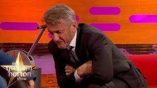 Sean Penn Takes No Prisoners On The Red Chair - The Graham Norton Show