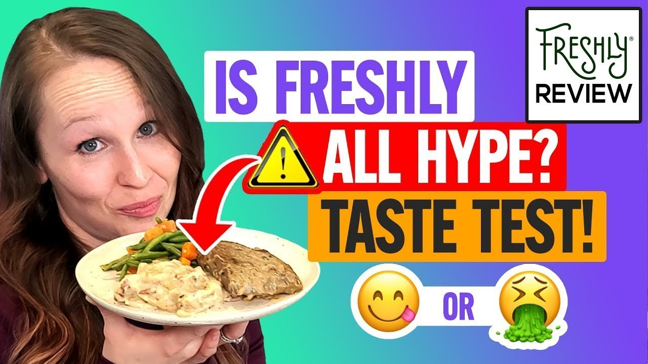 🍝 Freshly Review & Taste Test: Is the Steak Any Good? Let's Find Out!