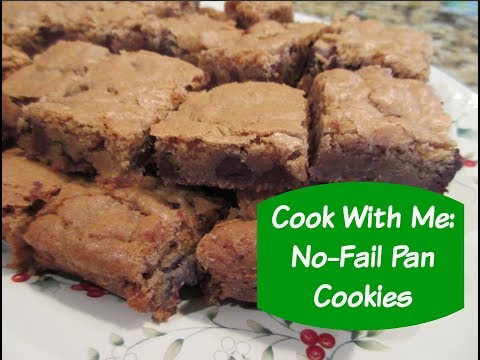 Cook With Me: No Fail Pan Cookies | Cooking for Two