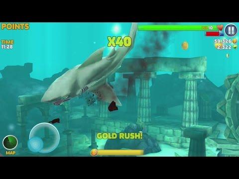 Hungry Shark Evolution: ELECTRO SHARK #3