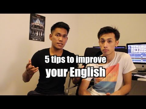 5 Tips To Improve Your English - Charles The French