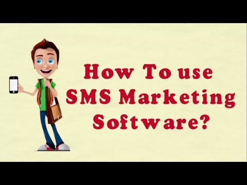 🤔 📌How To Use SMS Marketing Software ?