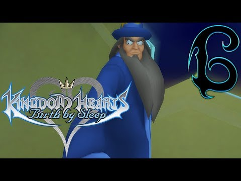 Kingdom Hearts Birth By Sleep Walkthrough Part 6 Terra Mysterious Tower (Let's Play Gameplay)