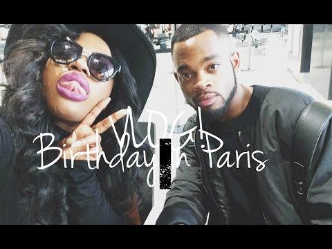 MY BIRTHDAY IN PARIS I | AnnieDreaXO