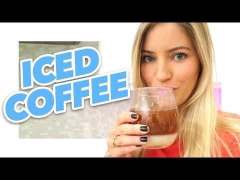 How to make Vietnamese Iced Coffee | iJustine