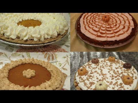 4 Unique Pumpkin Pies That Will Impress Your Guests