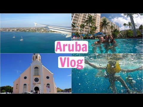 Aruba Vacation Vlog (Part 1)