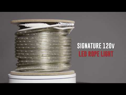 Signature's LED Rope Light | Product Video