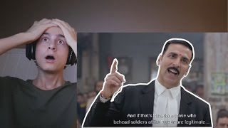 Jolly LL.B 2 Trailer REACTION Official | Akshay Kumar | Subhash Kapoor | Huma Qureshi