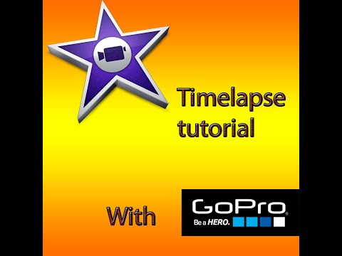 How to Edit a Time lapse with iMovie [ easy 2016 ]