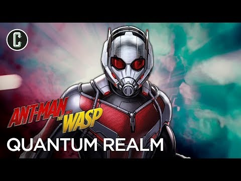 Ant-Man and the Wasp: Everything We Learned About the Quantum Realm