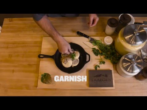 Breakfast Biscuits with Smoked Sausage Gravy Recipe | Traeger Grills