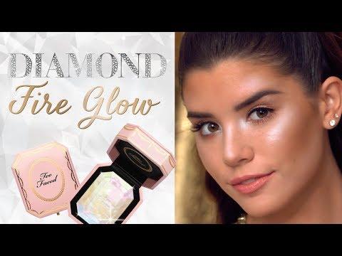 Glow, Baby, Glow with Diamond Light Highlighter