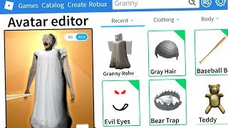 ROBLOX MAKING GRANNY an ACCOUNT!