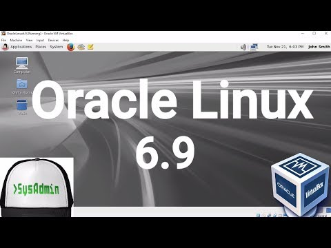 Oracle Linux Server 6.9 Installation + Guest Additions on Oracle VirtualBox [2017]