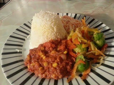 Corned Beef & Rice Caribbean Food Week End | Recipes By Chef Ricardo