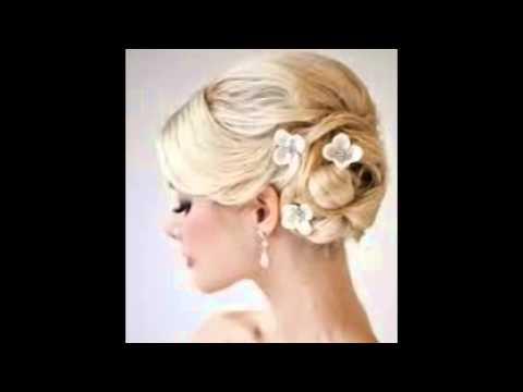 Silk Flowers For Hair Clips