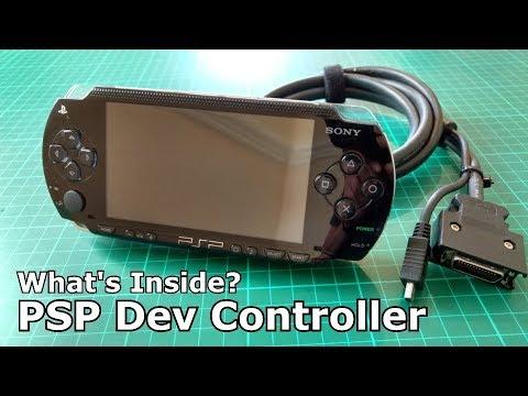 What's Inside? - Sony PSP Development Controller - DTP-H110