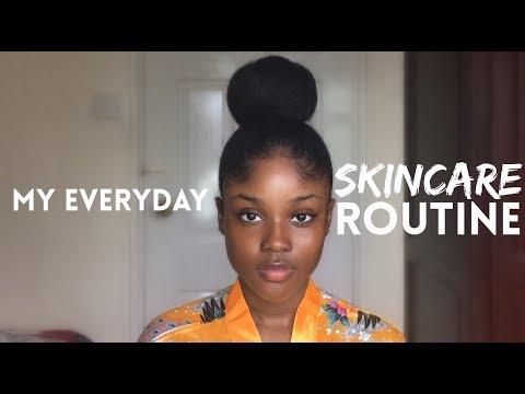 MY EVERYDAY SKINCARE ROUTINE| KAISERCOBY