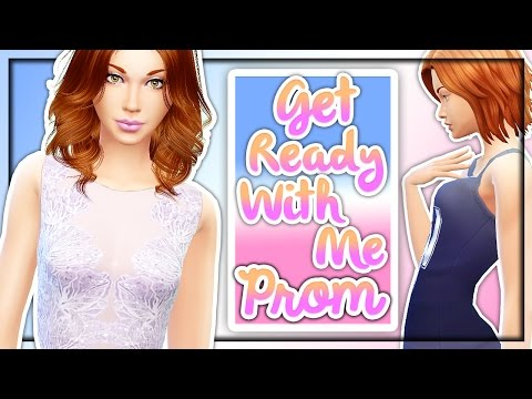 The Sims 4 | Get Ready With Me - Sims Edition // Prom!