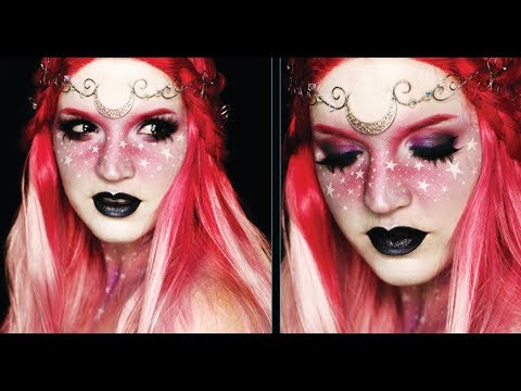Dark Fairy | Halloween Makeup Tutorial