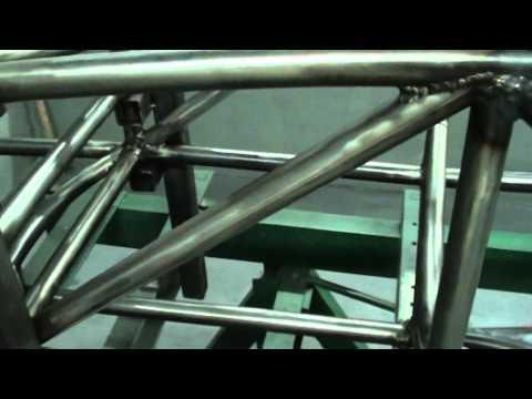 Formula 1000 Race Car Build Update 1