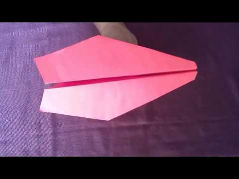 How to make a origami paper rocket plane, easy rocket making with paper for kids, DIY paper rocket