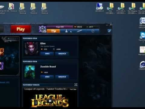 League of Legends Free RP [Riot Points Free] working as of November 1 2012