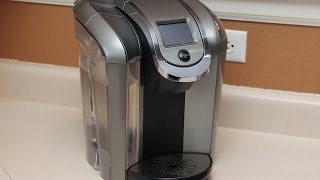 How To Cleandescale The Keurig 20 With Vinegar