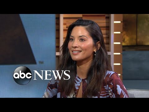 Olivia Munn opens up about returning to TV as 'the CIA's best operative'