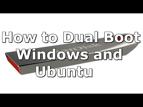 How to Dual Boot Windows 7 and Ubuntu 13.10