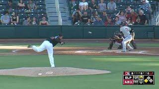 Urias slugs two-run shot for El Paso