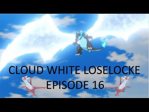 Pokemon Cloud White Loselocke #16: Sevii Islands (plus I lose)