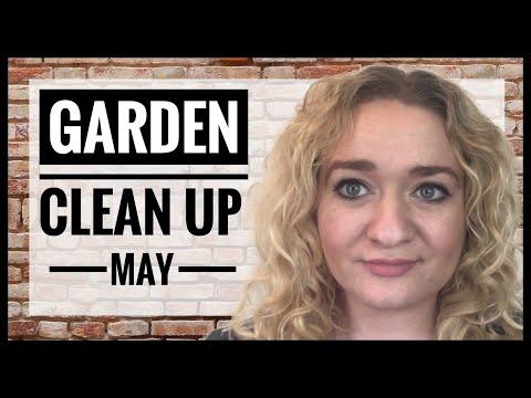 Garden Clean Up - May 2018 - Urban Gardening