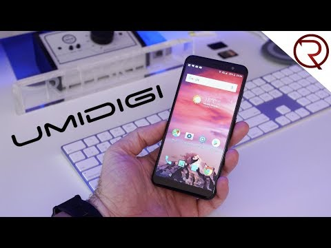 The $99 phone that supports US bands - UMIDIGI A1 Pro Smartphone Review