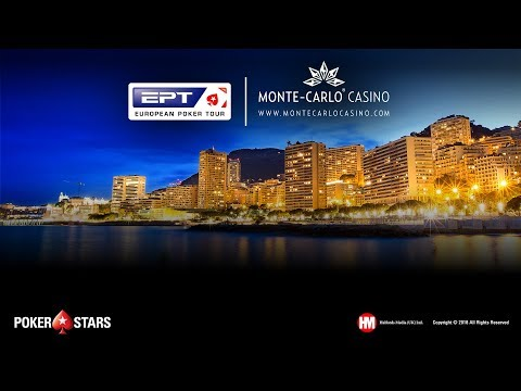 POKERSTARS & MONTE-CARLO©CASINO EPT €100K Super High Roller, Final Table (Cards-Up)