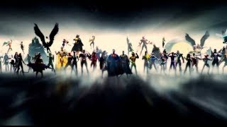 Justice League Movie Logos - Danny Elfman Score